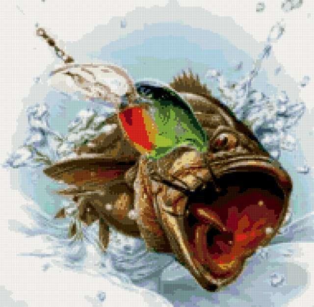 Удачная рыбалка, предпросмотр