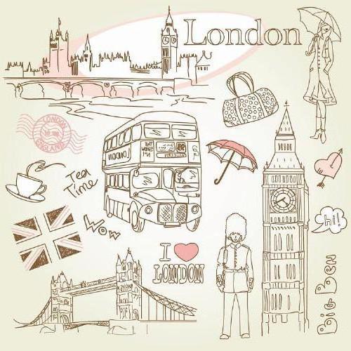 Лондон, страны
