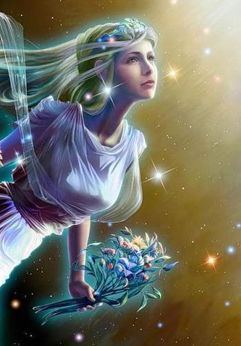 Богиня Лада, оригинал