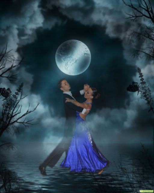 Танец на воде, танец, любовь,