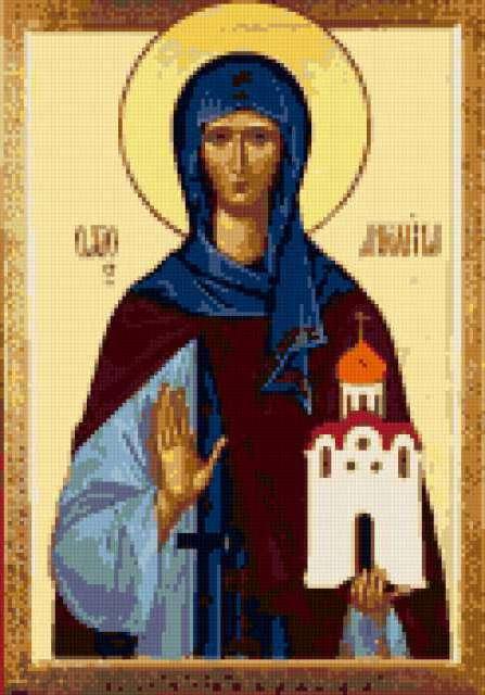 Преподобная Ангелина Сербская