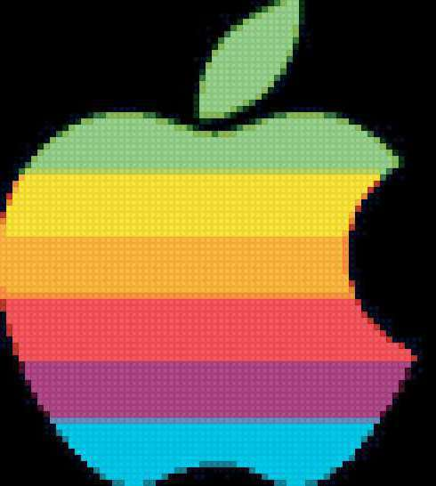 Apple logo, предпросмотр
