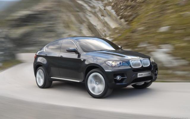 BMW X6 black, оригинал