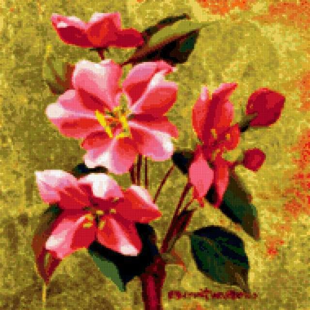 Цветущая вишня 3, предпросмотр