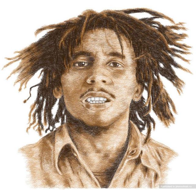 Боб Марли, оригинал