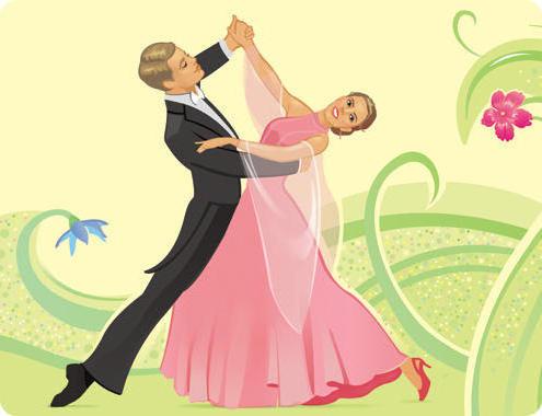 Бальный танец))), оригинал
