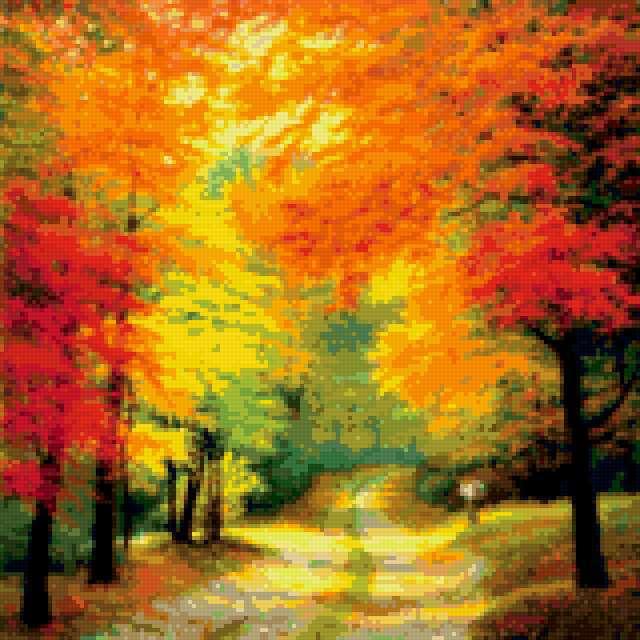 Осень Золотая , предпросмотр