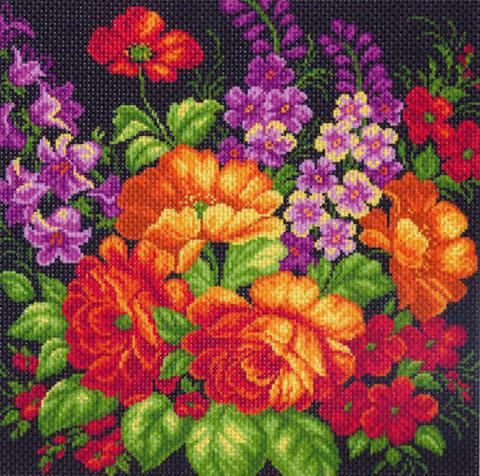 Цветочные подушки, цветочные