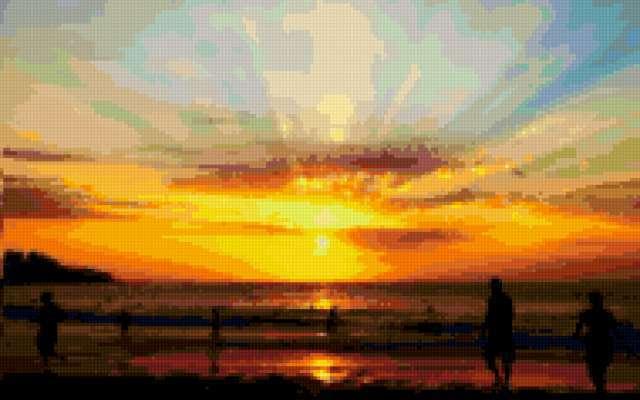 Восход солнца, восход солнца,