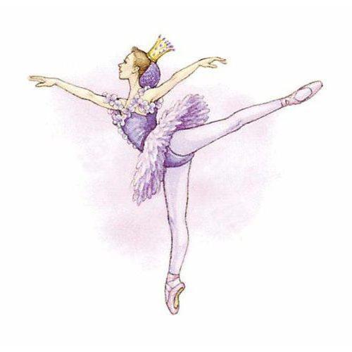 Балерина, балерина, танец