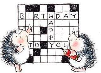 картинки ежики с днем рождения