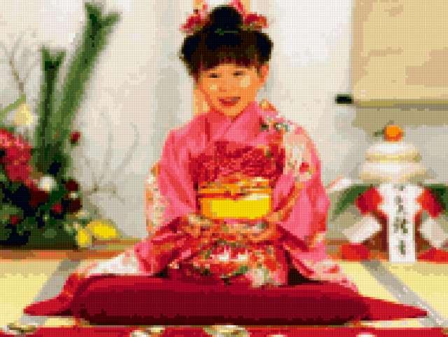 Новое кимоно, предпросмотр