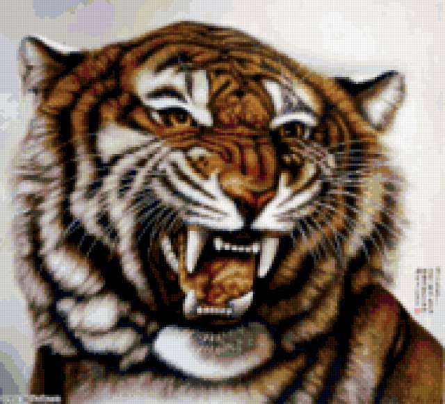 Рычание тигра, предпросмотр