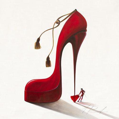 К схеме вышивки «Туфли» нет