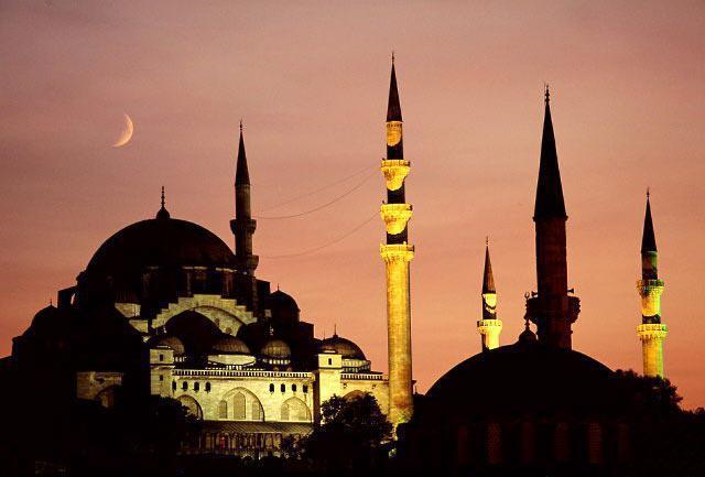 Стамбул на 15 цветов, оригинал