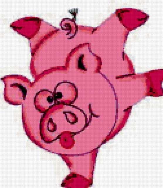 свинюшка, год свиньи,
