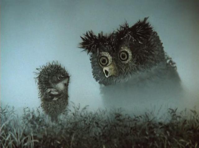 Ёжик в тумане, оригинал