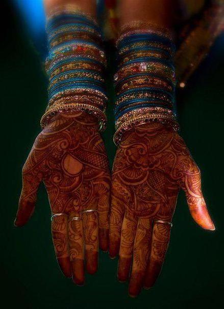 Индийские браслеты, Индия