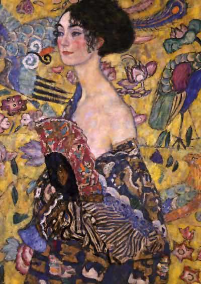 Густав Климт, искусство