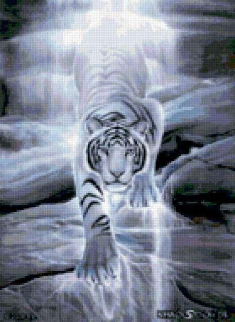 Белый тигр, предпросмотр