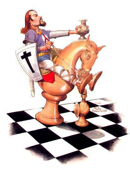 шахматный король фото
