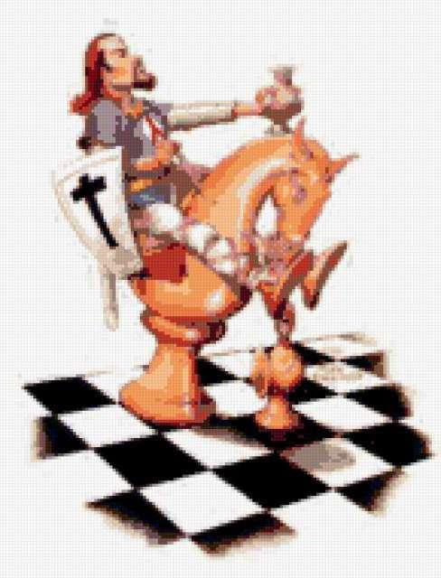 Шахматный король, предпросмотр