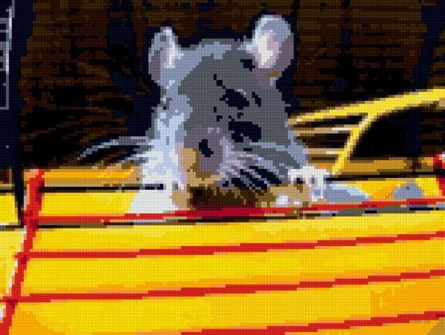 Крыса, крыса, символ года