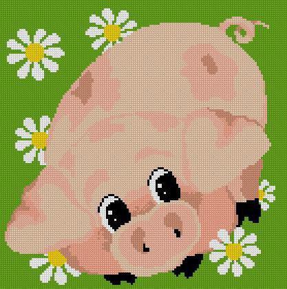 Свинка, оригинал