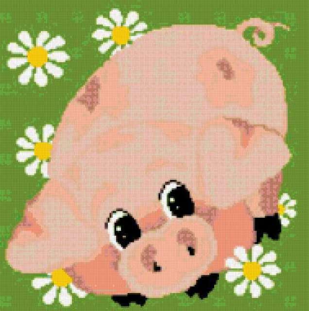 Свинка, предпросмотр