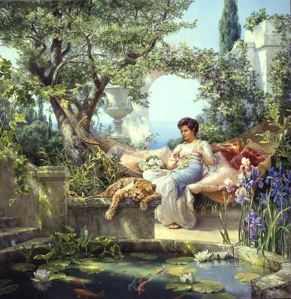 Райский сад,