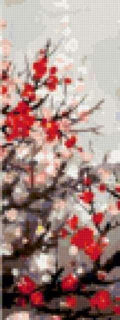 Цветы сакуры 4, предпросмотр