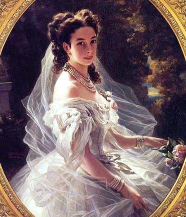 Барышня - невеста, оригинал