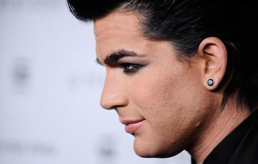 Adam Lambert, оригинал