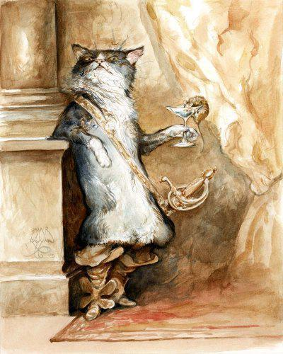 Кот в сапогах, сапоги, мышь,