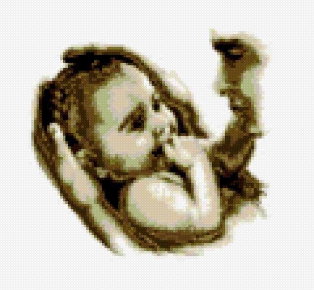 Папа с ребенком, предпросмотр
