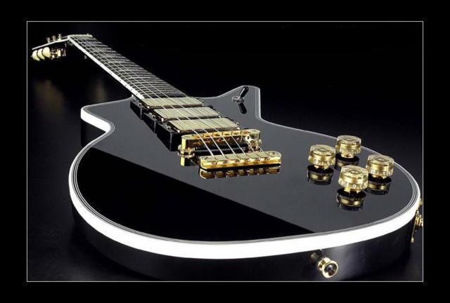 Схема вышивки гитара