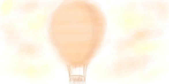 Воздушный шар, оригинал