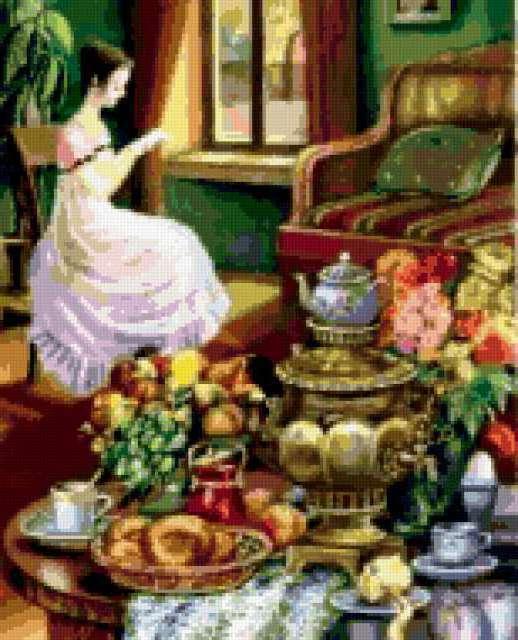 Купеческое чаепитие