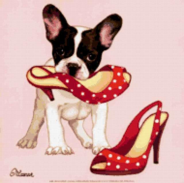 Вкусные туфли, предпросмотр