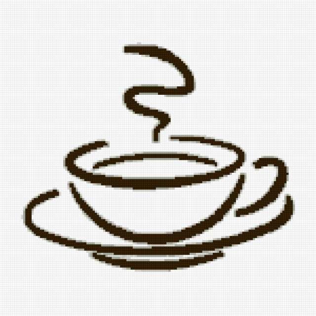 Чашка кофе, предпросмотр