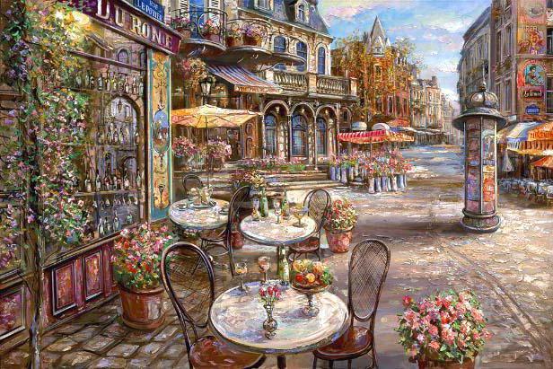 Венеция, город