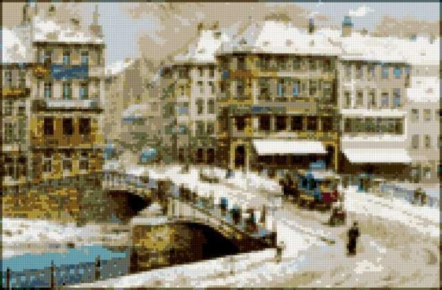 Зимняя Вена, предпросмотр