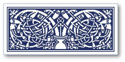 Кельтский орнамент, оригинал