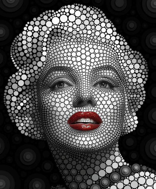 Marilyn monroe, оригинал