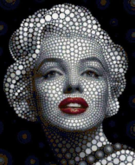 Marilyn monroe, предпросмотр