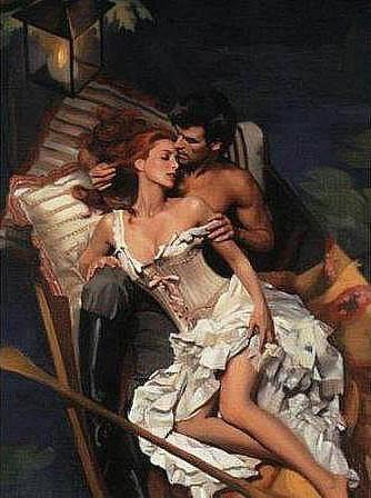 Эротические вышевки в двоем