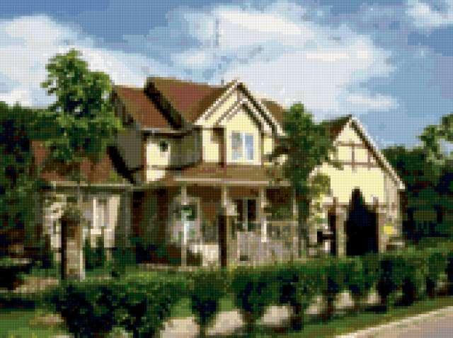 Купить дом за границей у маяка