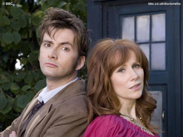 Доктор и Донна, оригинал