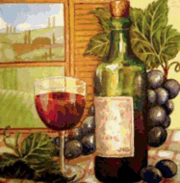 "Серия ""Вино и виноград"","