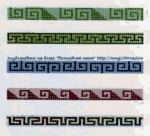 Схемы плетение крючком картинки 382